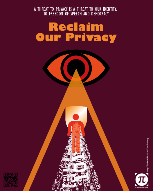 Reclaim Our Privacy
