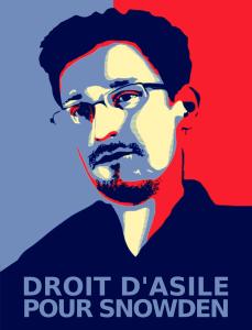 Droit d'asile pour Edward Snowden