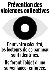 Prévention des violences collectives